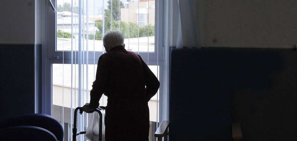 Detectan un brote en una residencia bilbaína con 8 positivos, 3 de ellos hospitalizados