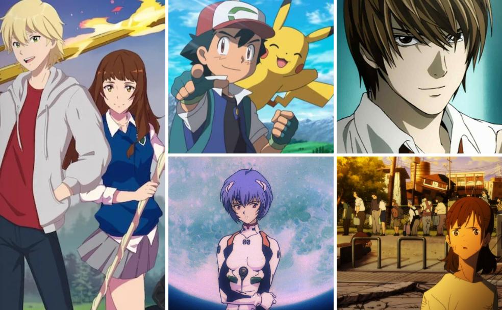 Diez Inolvidables Animes De Ayer Y De Hoy El Correo