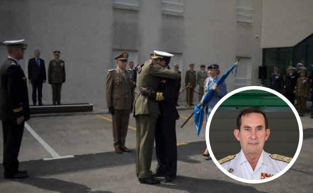El bilbaíno Antonio Martorell, actual almirante de la Flota, será el nuevo jefe de la Armada