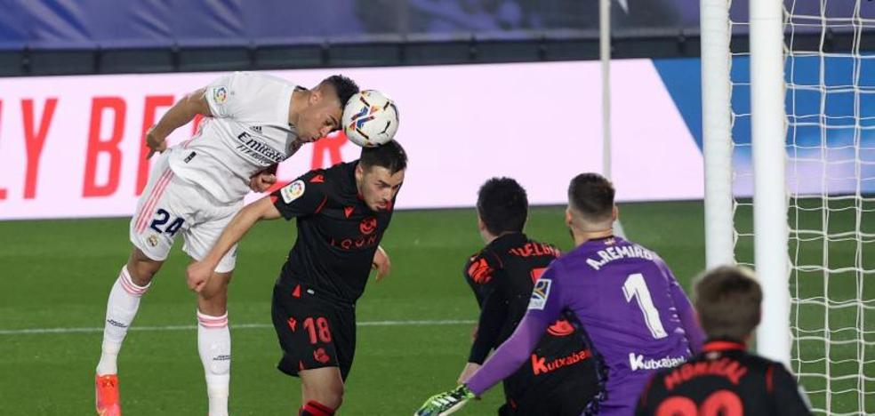 Los cartuchos de fogueo llevan al Real Madrid a otra situación límite