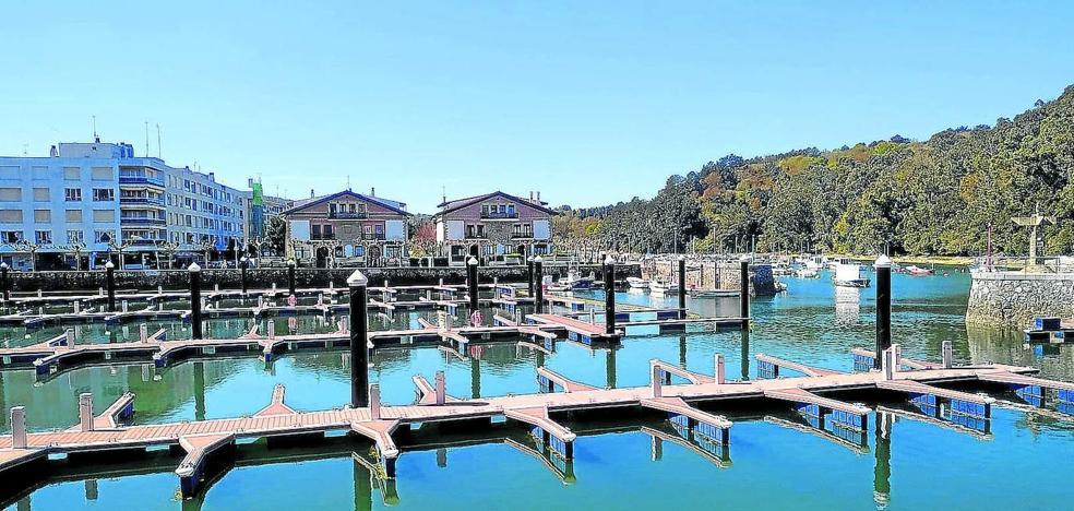 Posponen la reapertura del puerto de Plentzia hasta mediados de abril