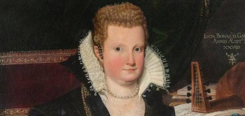 Sale a subasta una pintura de Lavinia Fontana hallada en una colección española