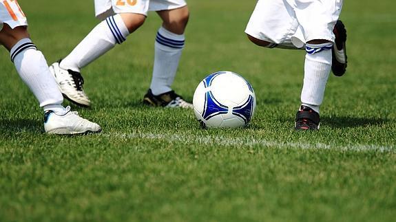 El 1-34 reabre el debate de la excesiva competitiividad en el deporte  infantil. 6013f0d8d3feb