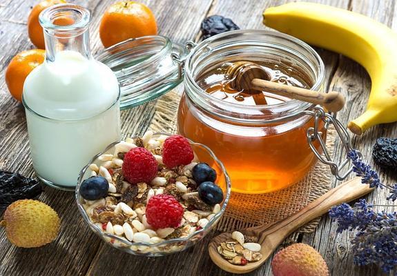 Desayunos sin leche ni harinas