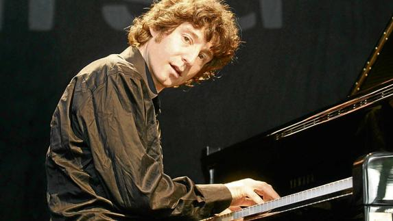 Benny Green, heredero contemporáneo de los legendarios pianos de Oscar Peterson o Art Tatum, en el hotel NH./