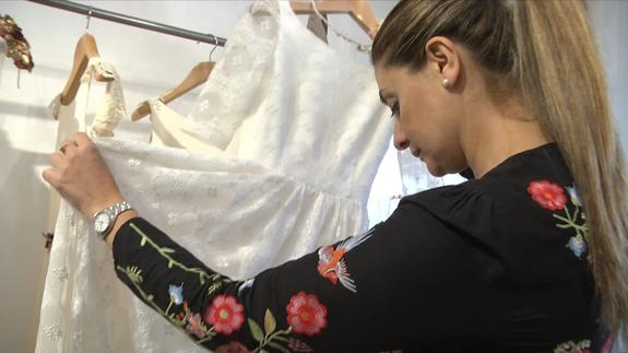 cómo se confecciona un vestido de novia? | el correo